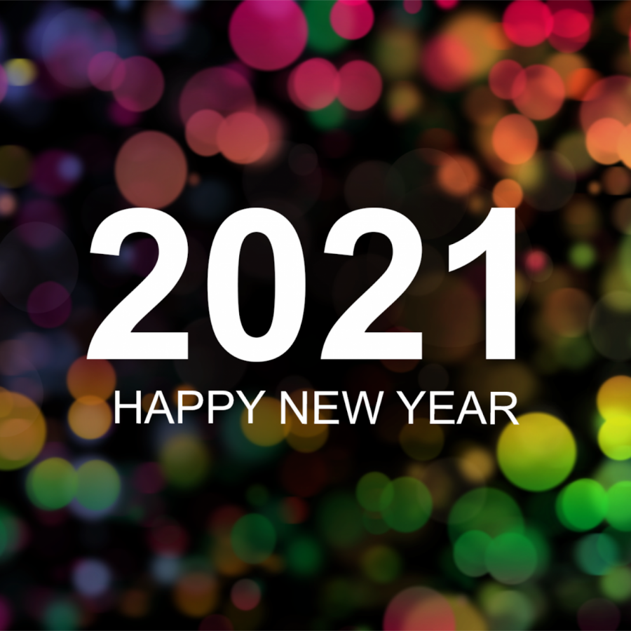 2021 New Year's Resolution