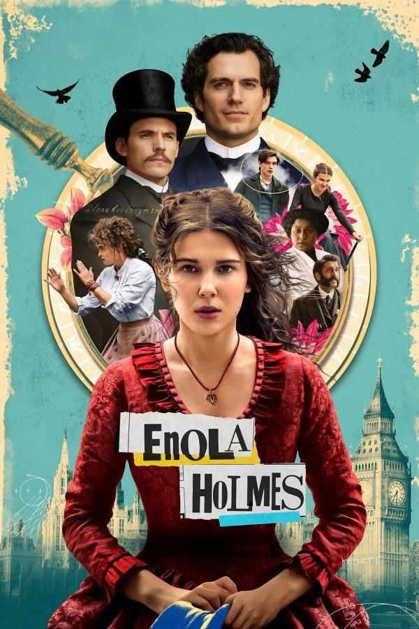 ENOLA HOLMES: AN ABSOLUTE MUST-WATCH