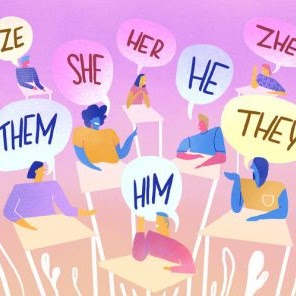 Girls, Boys, and Beyond: How to Respect Pronouns
