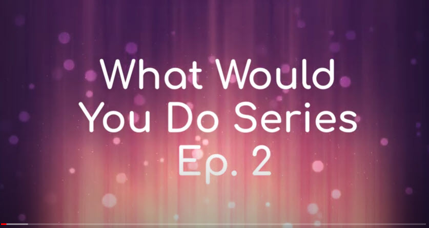 What Would You Do? Episode 2: Disappearing House