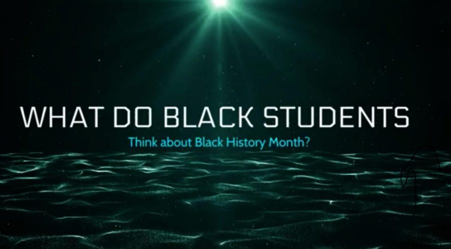 Black History Month Comes to a Close