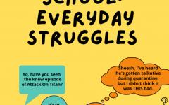 Online School: Everyday Struggles