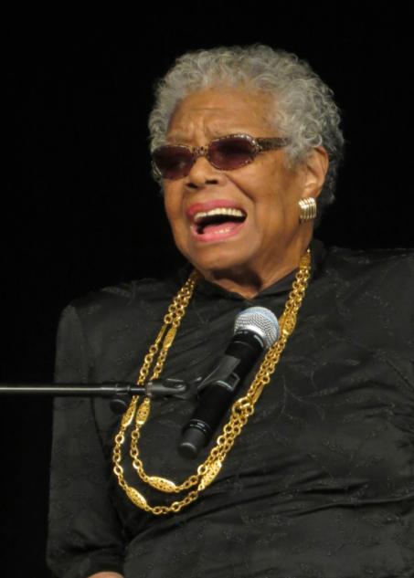 Black History Month Spotlight:  Maya Angelou