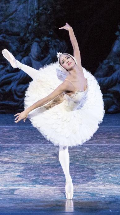 Black History Month Spotlight: Misty Copeland, Prima Ballerina
