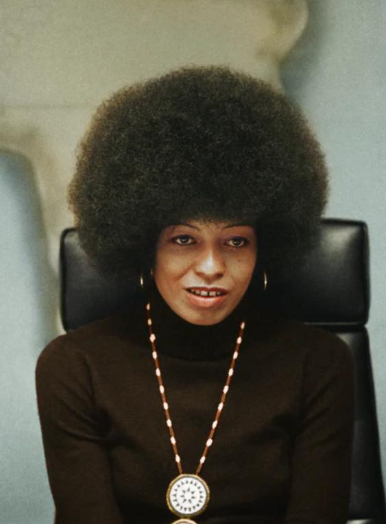 Black History Month Spotlight: Angela Davis