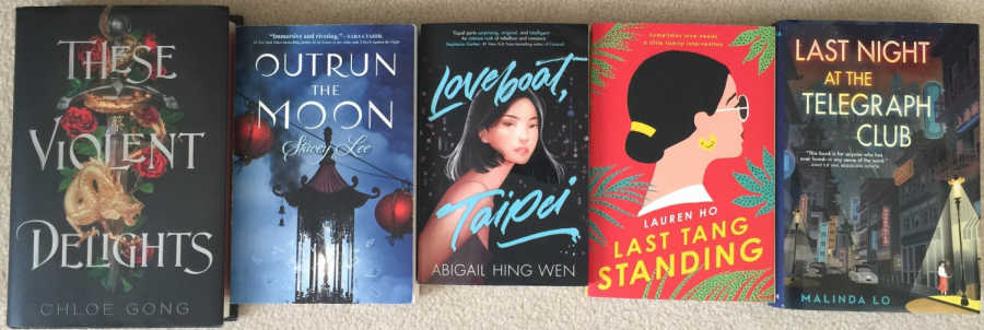 Asian Fiction to Read