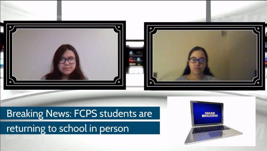 FCPS Returns to School in March