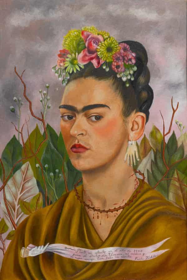 Women's History Month Spotlight: Frida Kahlo