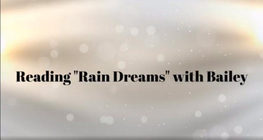 Rain Dreams- A Short Story