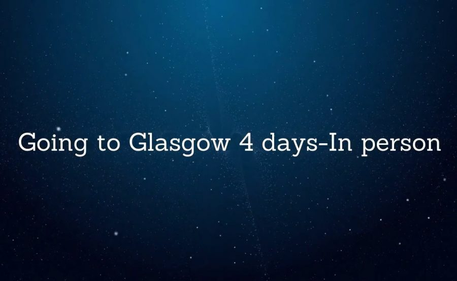Glasgow Offers 4 Day In-Person Instruction