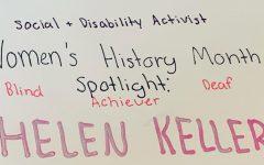 Womens History Month Spotlight: Helen Keller