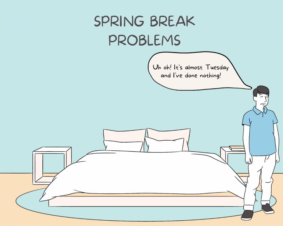 Spring Break Problems