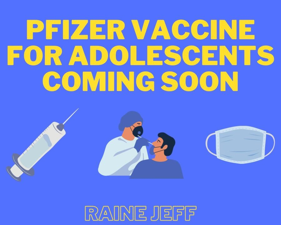 Pfizer Vaccine for Adolescents Coming Soon