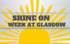 Glasgow to Participate in Spreading Kindness During Shine On Week!