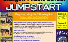 Glasgow to Host Jumpstart for Rising 6th Graders
